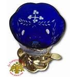 Candle Orthodox Vigil Oil Nioras Traditional Stand