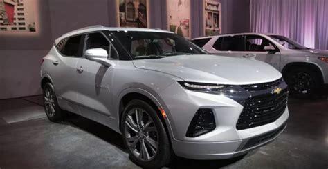 Chevrolet Trailblazer 2020 Interior by Chevrolet Trailblazer 2020 Interior Price Specs