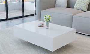 Table Basse Grande Taille : table basse laquee table basse grande taille maisonjoffrois ~ Teatrodelosmanantiales.com Idées de Décoration