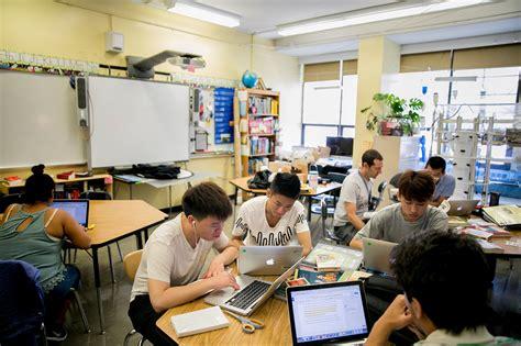 A New Kind Of Classroom No Grades, No Failing, No Hurry