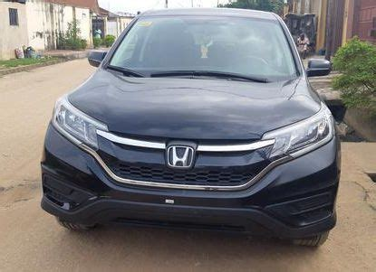 Maybe you would like to learn more about one of these? Used black 2015 Honda CR-V automatic for sale at price ₦ ...