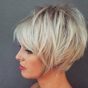 Coiffure Blonde Courte : coiffure femme courte blonde 2018 alsp ~ Melissatoandfro.com Idées de Décoration