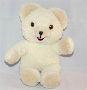 1986 Snuggle Fabric Softener Bear by Russ Vintage Plush ...
