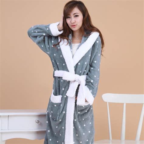 robe de chambre chaude peignoir femme lepeignoir fr