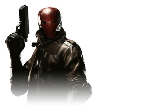 injustice  red hood gear stats moves abilities