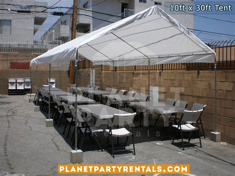 tent 10ft x 30ft rental partyretanls canopy tents 10ft x 30ft tent