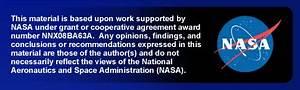 Sponsored by: National Aeronautics and Space ...