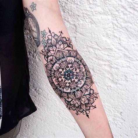 medium size colored forearm tattoo  beautiful flower