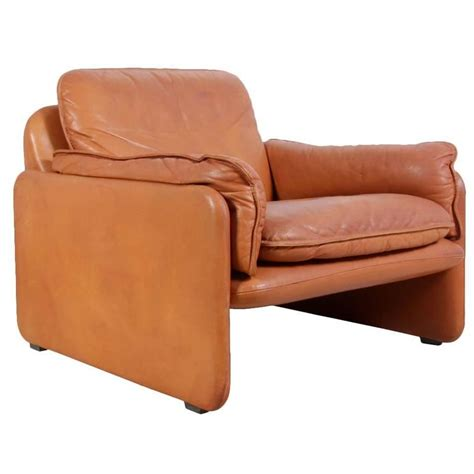 leather easy chair by de sede ds 61 for sale at 1stdibs