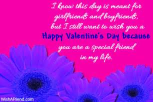 i this day is meant valentines day message for friends