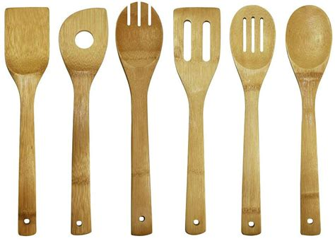 bamboo cooking utensils organic buyer guide oceanstar utensil natural