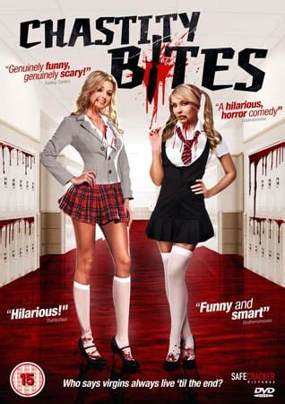 win horror comedy chastity bites  dvd   competition