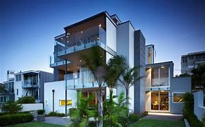 Town House St Heliers By Crosson Clarke Carnachan
