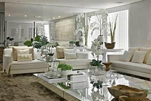 Pflanzen Für Wohnzimmer : super elegante wohnzimmer als vorbilder moderner einrichtung ~ Markanthonyermac.com Haus und Dekorationen