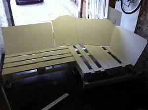 Couch Aus Paletten : palettensofa sofa selber bauen teil 2 palettenbett und palettenm bel palettenbett und ~ Whattoseeinmadrid.com Haus und Dekorationen