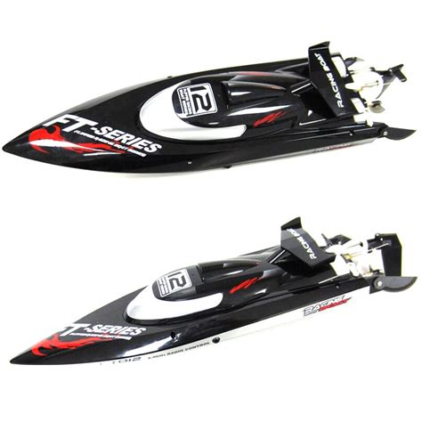 Feilun Rc Boat by Feilun Rc Boat High Speed Racing 45km H Brushless Motor 2