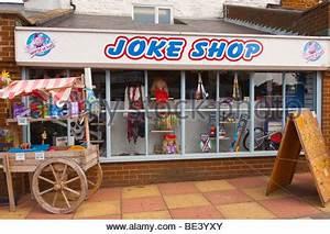 Britain's Largest Joke Shop, Hunstanton, Norfolk, England ...