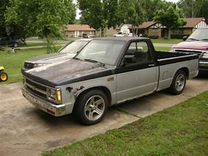 1995 Chevrolet S-10 - Overview
