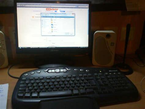 pc bureau avec ecran pc de bureau excellent état avec écran et clavier windows