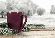 Winter Snow and Coffee Pictures