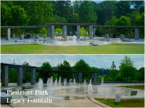 piedmont park parking deck address 4 atlanta splash pads to cool at this summer