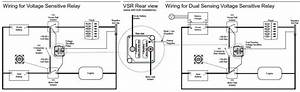 Voltage Sensing Relay Wiring Diagram