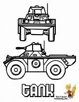 Army Coloring Pages Tank Printouts Printables Battle Boys Military Colouring Soldier Yescoloring Brawny sketch template