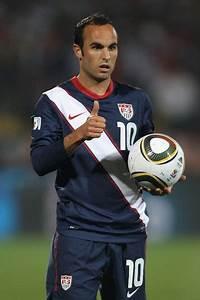 Landon Donovan In England V Usa Group C 2019 Fifa World