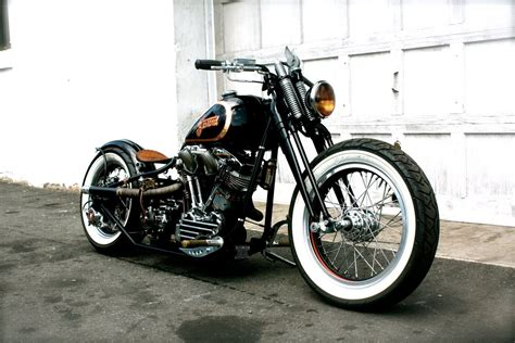 Old School Bobbers And Choppers