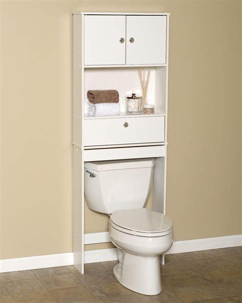 Zenith Drop Door Spacesaver Cabinet  Over The Toilet