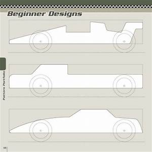 Pinewood derby car templates sadamatsu hp for Free templates for pinewood derby cars