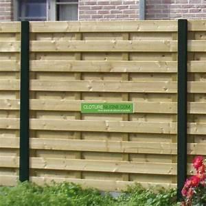 Bois Autoclave Classe 4 : cloture bois ~ Premium-room.com Idées de Décoration