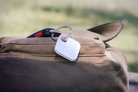 Tile Device For Finding Lost Items by Tile Security Tags Use Crowdsourcing To Find Stolen