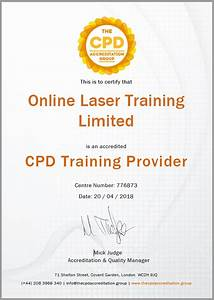 News | Online Laser Training