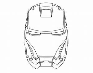 diy ironman mask by deejaywill on deviantart With iron man face mask template