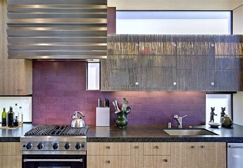 purple kitchen backsplash decorating with purple purple rooms designs