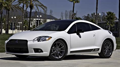 2012 Mitsubishi Eclipse Se Marks The End Of Production For