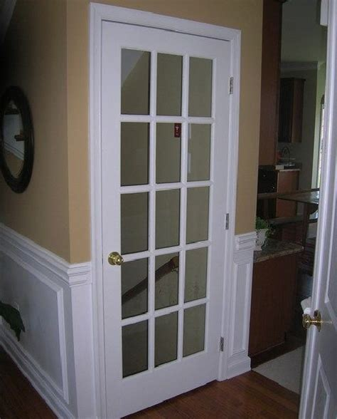 Interior Single French Door Ideas That Will Make Your Room
