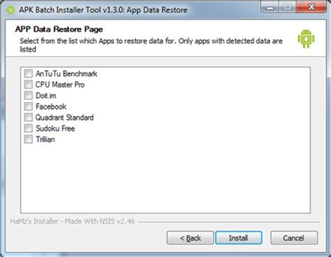 apk batch installer install backup restore rename android apps in one go to from your