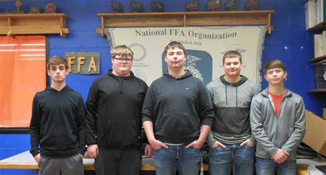 Greene County Students To Embark On New Ag-venture