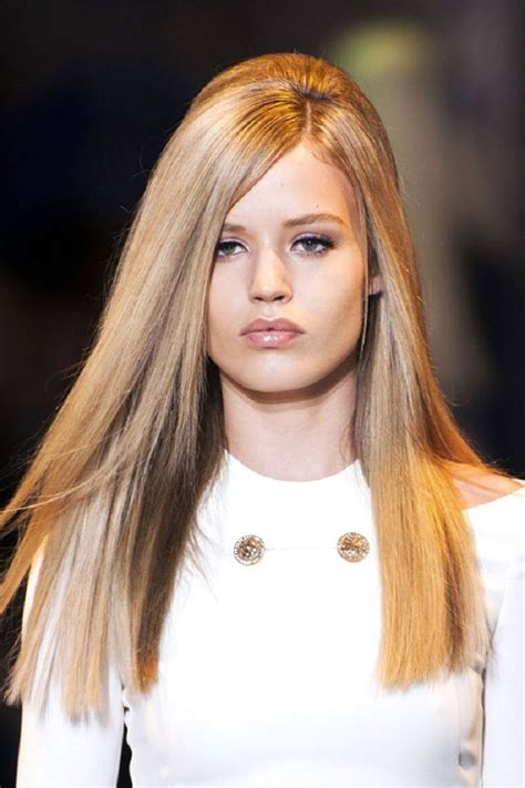 beautiful long hairstyles  winter  wow style