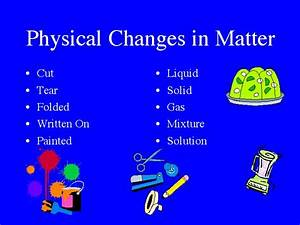 72 best images about Physical & Chemical Changes on ...