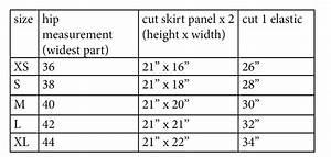 Easy Women U0026 39 S Skirt Sewing Tutorial  U2665 Fleece Fun