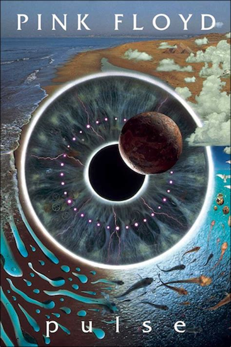 Trippystorecom  Pink Floyd  Pulse Poster