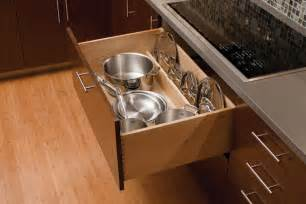 kitchen storage ideas for pots and pans cardinal kitchens baths storage solutions 101 pots and pans