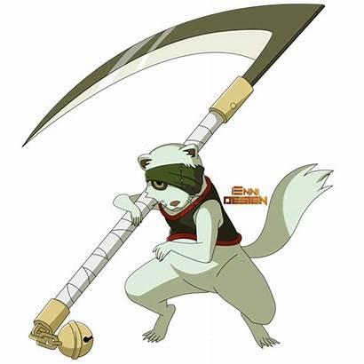 Summon Naruto Temari Animals Kamatari Iennidesign Deviantart