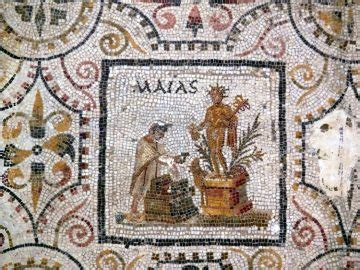 Every month is The National Mosaic Art Month, if you're lucky