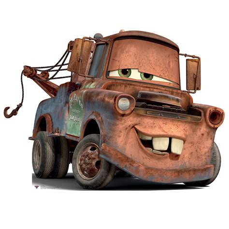 Cars 2 Mater Image by Disney Cars Clipart Mater Clipground
