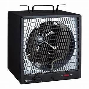 Product  Newair Electric Garage Heater  U2014 19 107 Btu  240