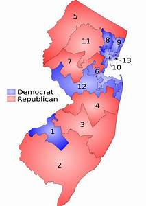 How do we tell which congressional district are ...